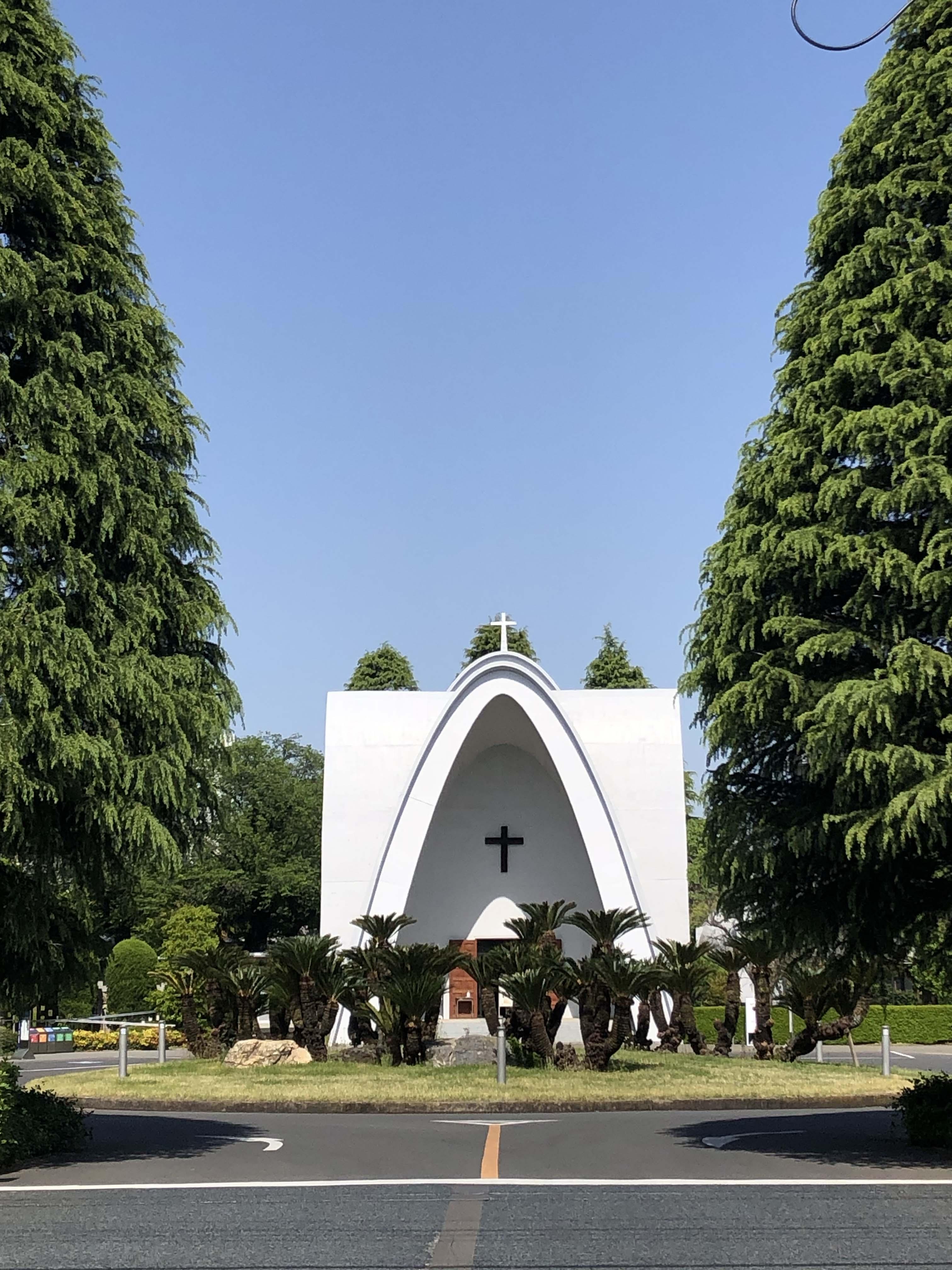 立教学院聖パウロ礼拝堂(1963)